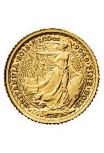 1/10 Unze Gold Britannia 999,9/1000 (ab 2013) 3,11 g