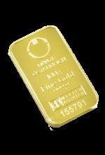 Goldbarren 100 Gramm