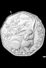 Osterhase- 300 Jahre Augarten Porzellan