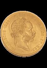 4 Florin Gold Österreich (Gulden) 2,90 g
