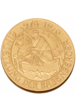 1000 ATS Gold Österreich Babenberger